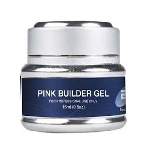 constructor gel rosa
