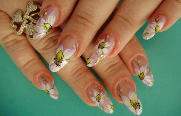 diseñar uñas acrilicas