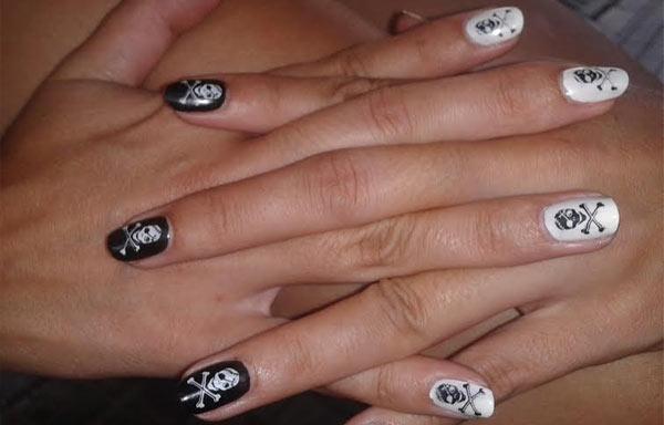 diseñar uñas estampacion