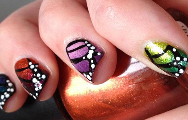 Diseños de uñas pintadas - UñasDecoradas CLUB