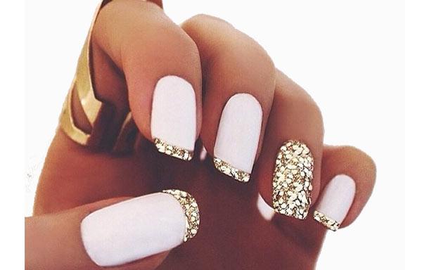 diseños uñas fáciles