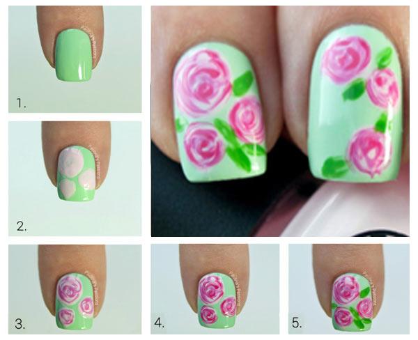 Paso a paso como hacer una rosa en tela c 243 mo hacer - Como secar una rosa ...