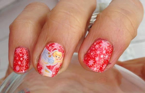 diseño de uñas en fotos - jovenes