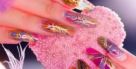 diseños de uñas con gelish