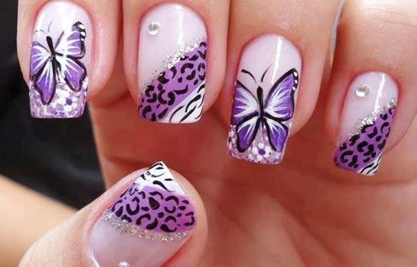 diseños de uñas bonitas y cuidadas