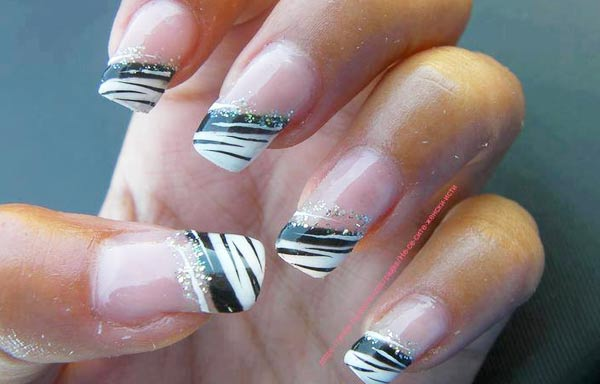 diseños de uñas bonitas largas