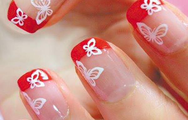 diseños de uñas bonitas sencillas