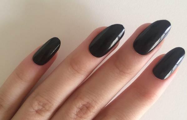 forma uñas ovaladas