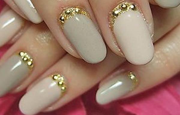 forma uñas redondas