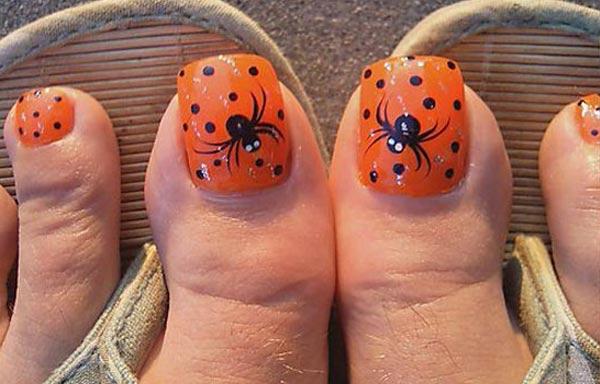 Unas De Halloween Disenos Decoraciones Imagenes Unasdecoradas
