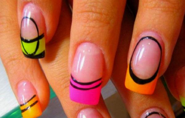 ver diseño uñas colores
