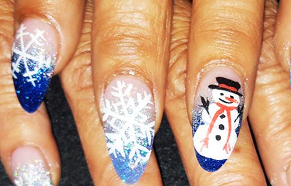 ver diseño uñas de invierno