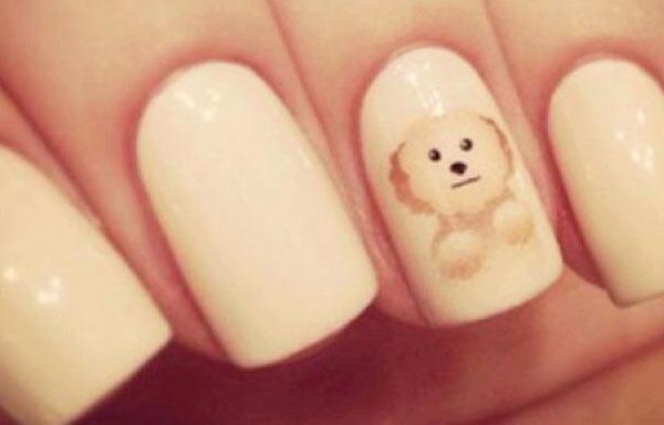 ver diseño uñas perrito