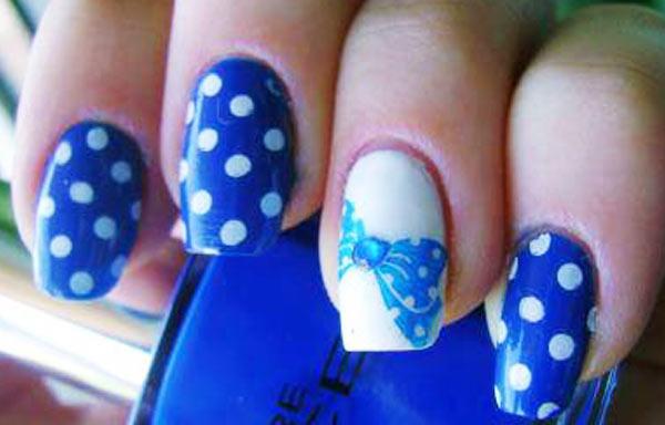 ver diseño uñas de puntos
