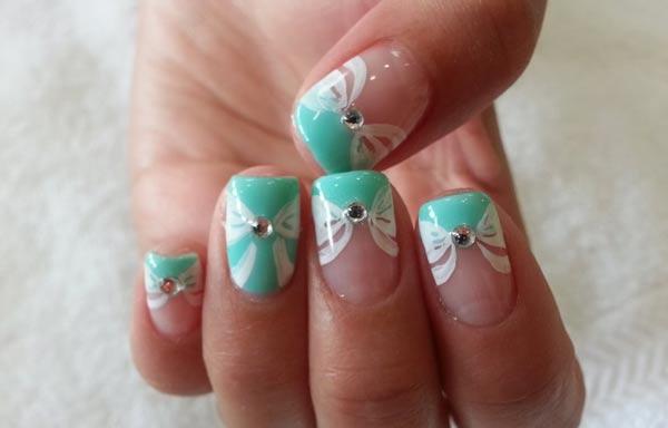 Resultado de imagen para diseños de uñas cortas pinterest