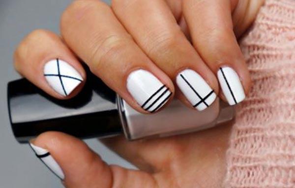 Diseños de uñas fáciles - UñasDecoradas CLUB