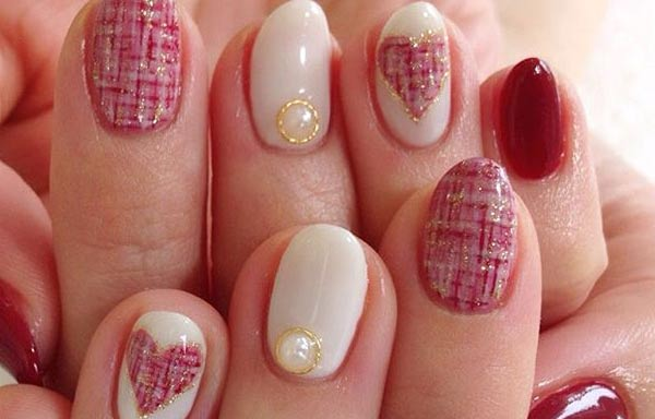 diseño de uñas invierno moda