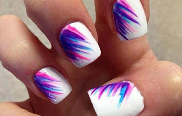 diseño de uñas a la moda facil