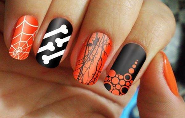 diseños de uñas shellac bellas