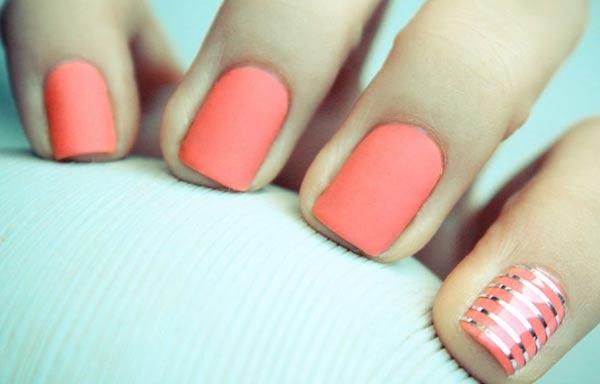 diseños para manicure secretarias