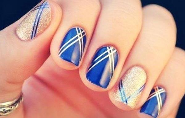 diseños para manicure señora