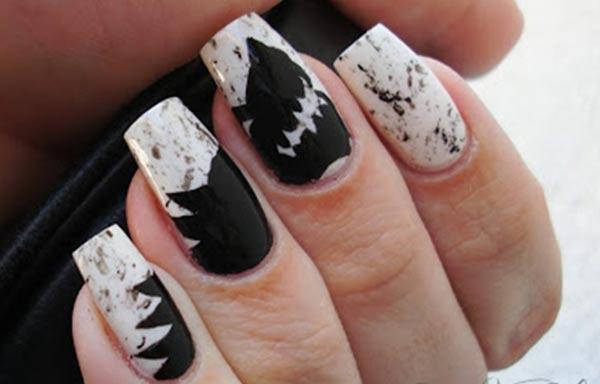 diseños de uñas para boda dama de honor