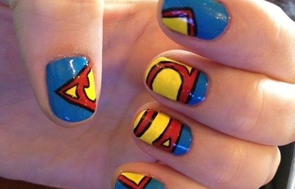 diseño de uñas de xv años pelicula