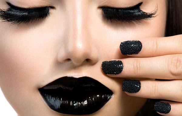 U as decoradas color negro u asdecoradas club - Ver unas decoradas ...
