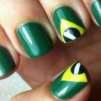 uñas decoradas brasileñas