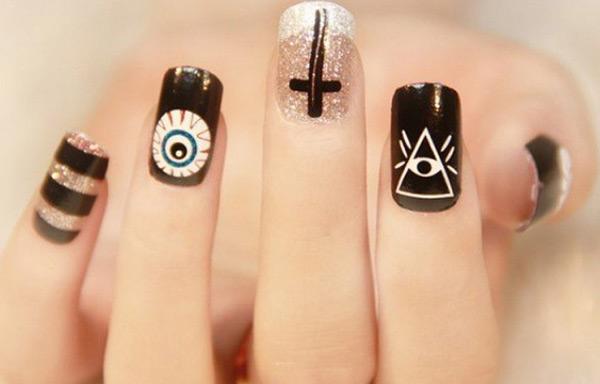 imagenes de uñas decoradas locas