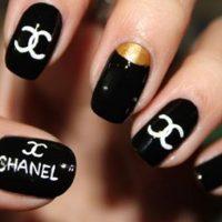uñas decoradas de marcas